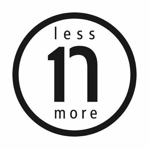 Less-n-more