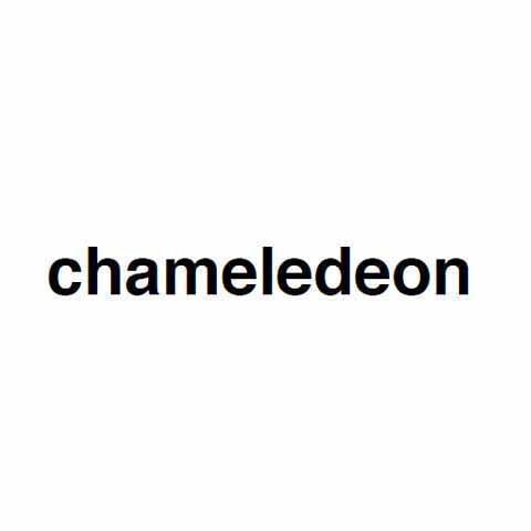 Chameledeon