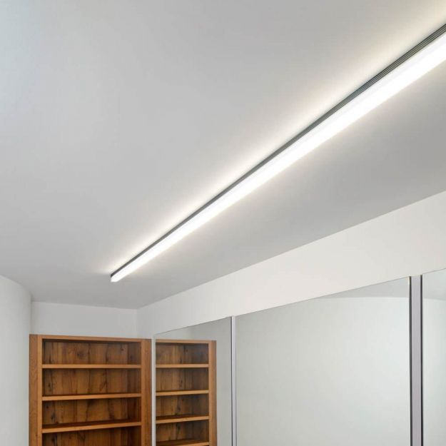 led lampen in der wand