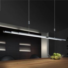 Bankamp L-lightLINE 2044 LED-Pendelleuchte