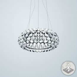 Foscarini Caboche Media MyLight Sospensione LED-Pendelleuchte