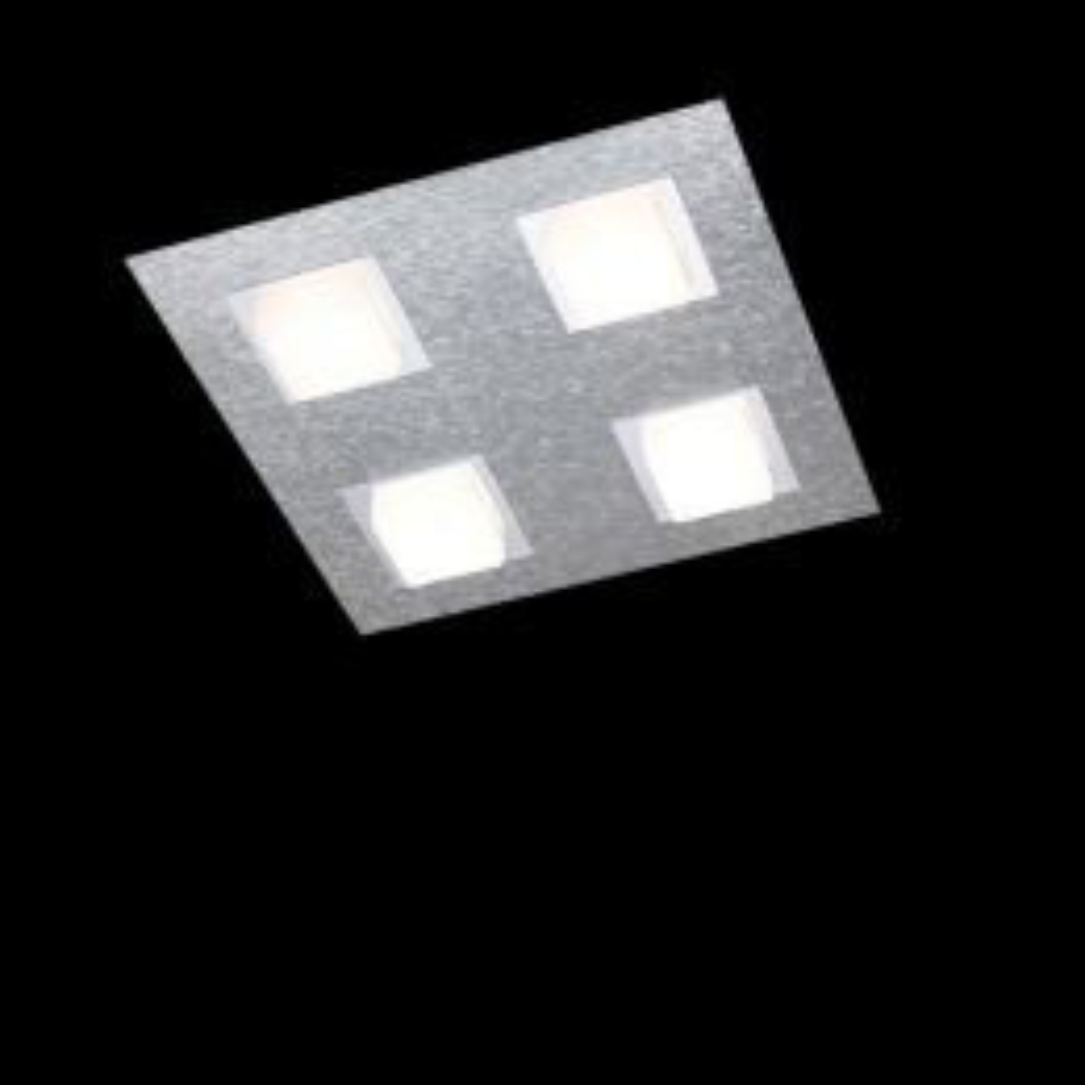 Grossmann Leuchten Basic LED-Deckenleuchte 4-flammig