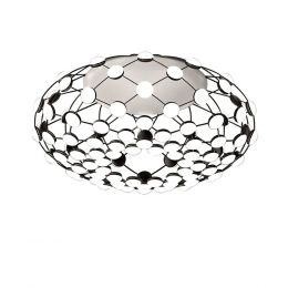 Luceplan Mesh Ceiling D86PLN LED-Deckenleuchte Ø 72 cm