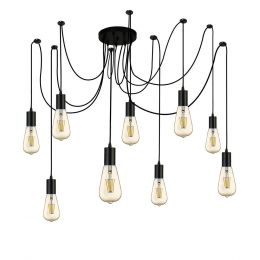Searchlight Squiggle 9665 Pendelleuchte 5-flammig