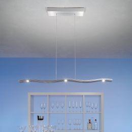 Escale Fluid LED-Pendelleuchte 5-flammig