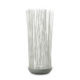 Karman Don´t Touch LED-Bodenleuchte Grau matt