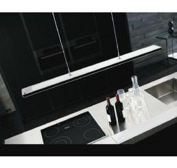 Senses Touch T1, LED-Pendelleuchte lang