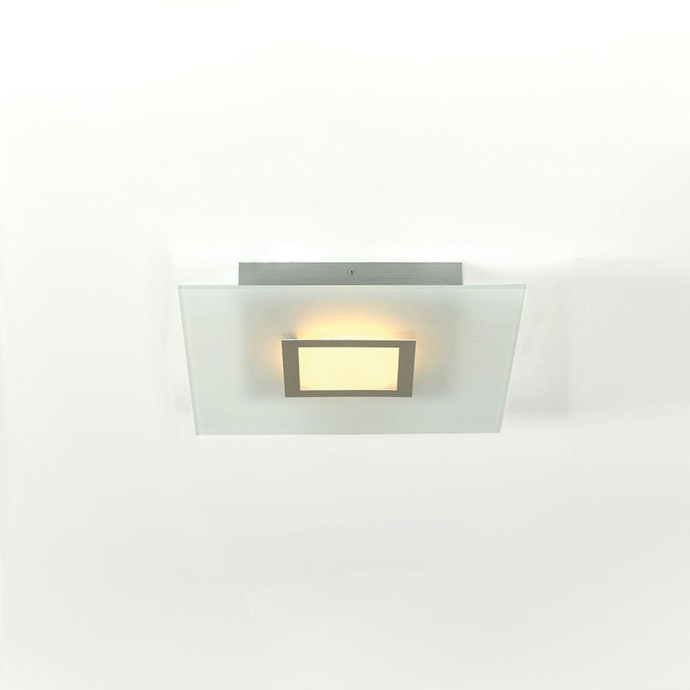 Led Deckenleuchte Flat : Bopp Leuchten Flat quadratisch, LED ...