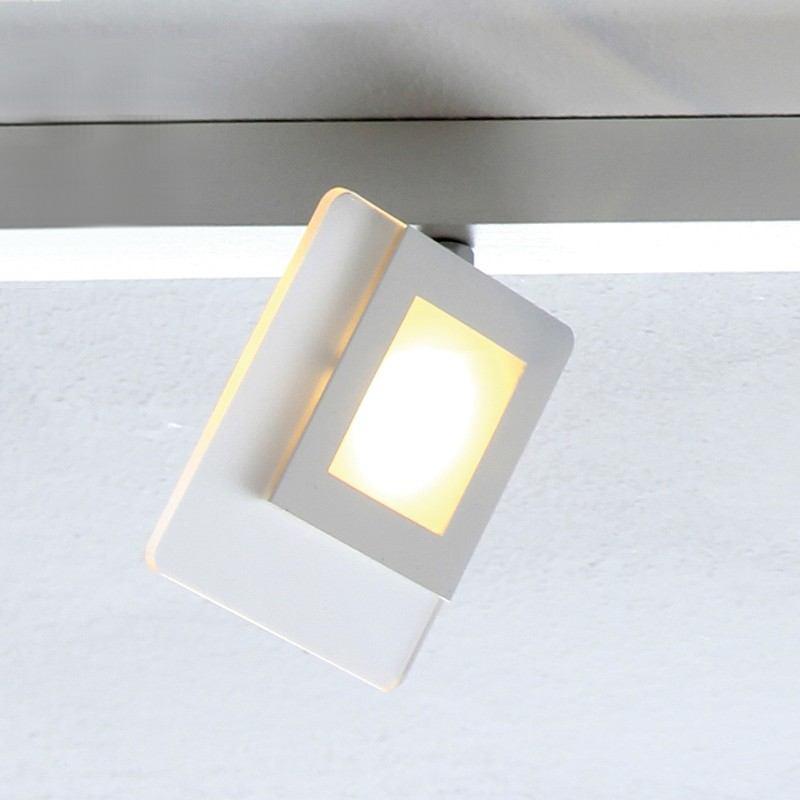 Bopp Leuchten Line LED Deckenleuchte quadratisch g?nstig beim Online -> Led Deckenleuchte Quadratisch