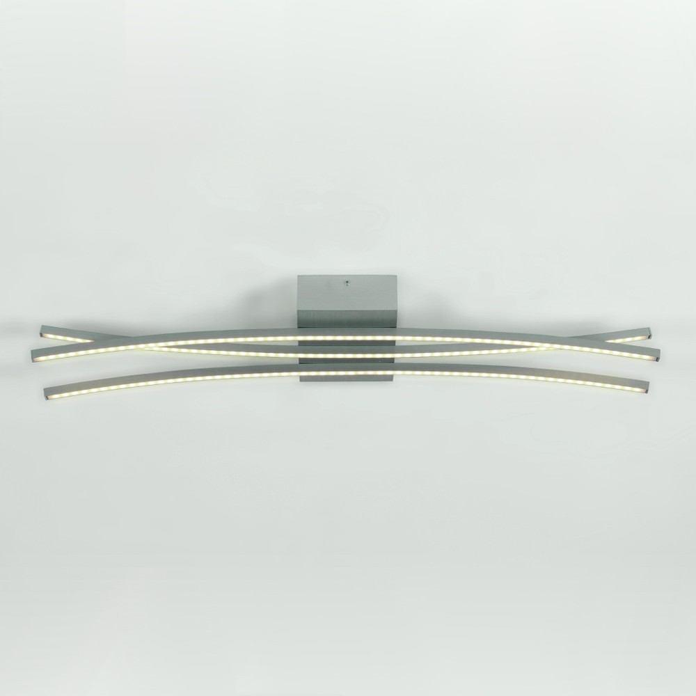 Bopp Leuchten Convex 3-flammig, LED-Deckenleuchte günstig ...