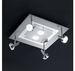 Bankamp Sika, LED-Deckenleuchte