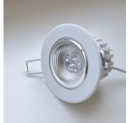 LED-Einbauleuchte ES17 / ES18