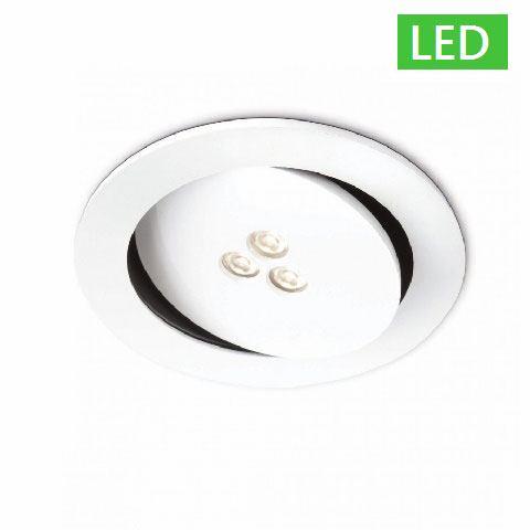 LED Deckeneinbauleuchte von vielen Markenherstellern bei lampenonline.at kaufen