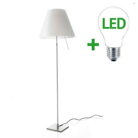 Stehleuchten mit LED bestückbar von vielen Markenherstellern bei lampenonline.at kaufen