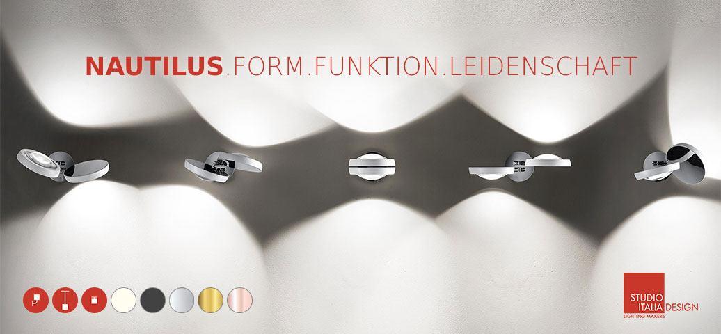 Studio Italia Design Nautilus