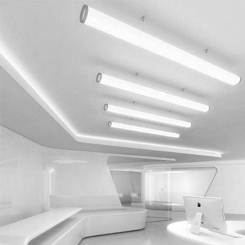 Büro- und Gewerbeleuchten von vielen Markenherstellern bei lampenonline.at kaufen
