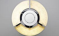 Oligo Trinity LED-Stehleuchte